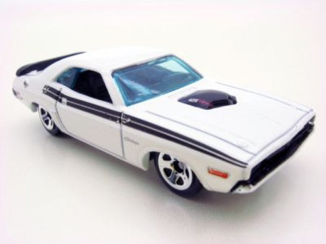 71 Dodge Challenger R T Collect Hot Wheels