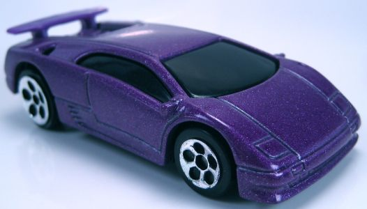 Lamborghini Diablo Collect Hot Wheels