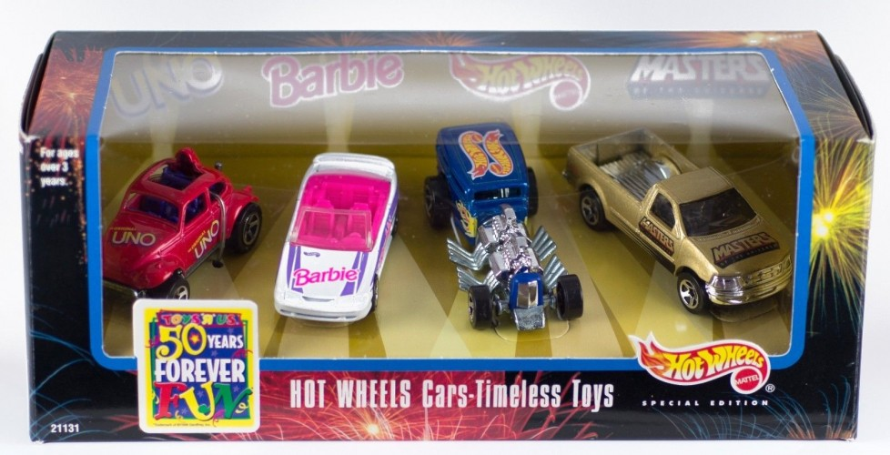 Toys R Us Timeless Toys Collect Hot Wheels