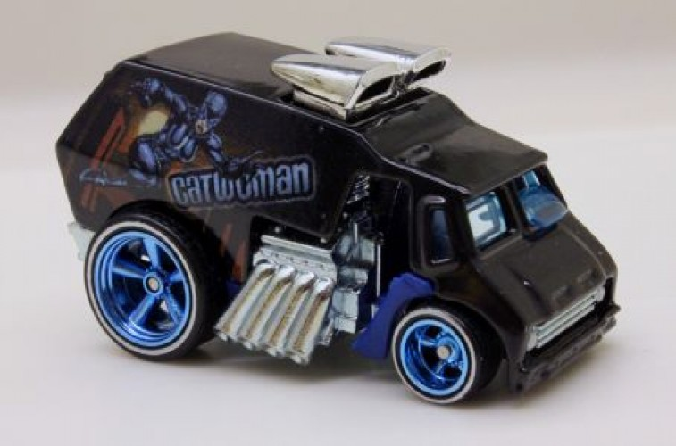 Collect Hot Wheels
