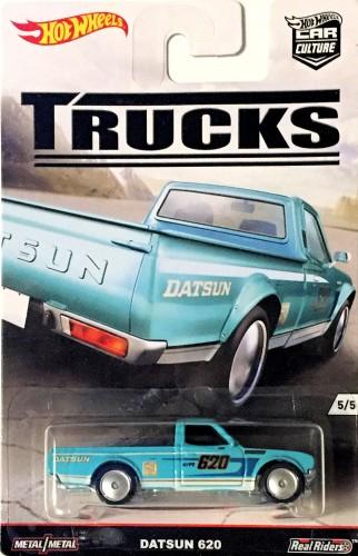 Datsun 620 Collect Hot Wheels
