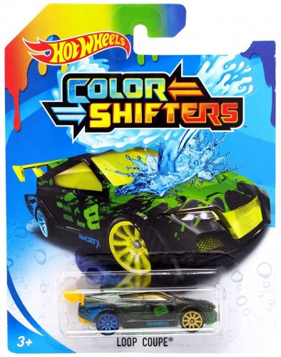 Loop Coupe Collect Hot Wheels