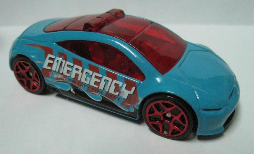 Mitsubishi Eclipse Concept Car Collect Hot Wheels