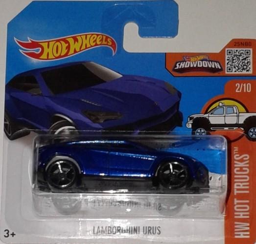 Lamborghini Urus Collect Hot Wheels