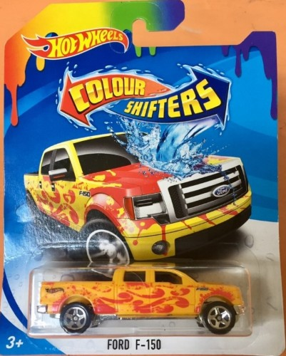 Ford F 150 Collect Hot Wheels
