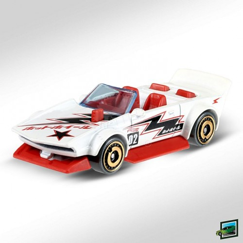 Track Manga Pink Hot Wheels 2019 Basic Vehicle Speed Blur