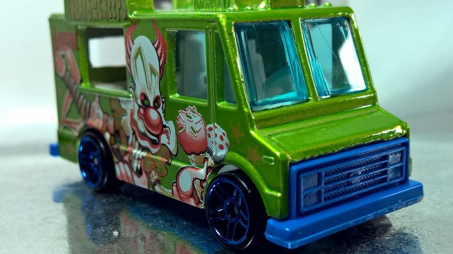 Ice Cream Truck - Tropicool - Collect Hot Wheels