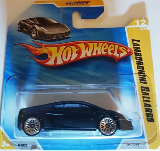 Lamborghini Gallardo Lp560 4 Collect Hot Wheels