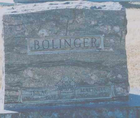 BOLINGER, MALINDA - Adams County, Colorado | MALINDA BOLINGER - Colorado Gravestone Photos