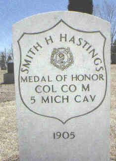 HASTINGS, SMITH H. - Adams County, Colorado | SMITH H. HASTINGS - Colorado Gravestone Photos
