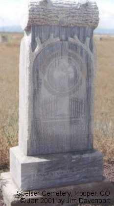 GIBSON, HOMER B. - Alamosa County, Colorado | HOMER B. GIBSON - Colorado Gravestone Photos