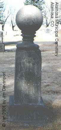 JERMY, HERBERT E. - Alamosa County, Colorado | HERBERT E. JERMY - Colorado Gravestone Photos