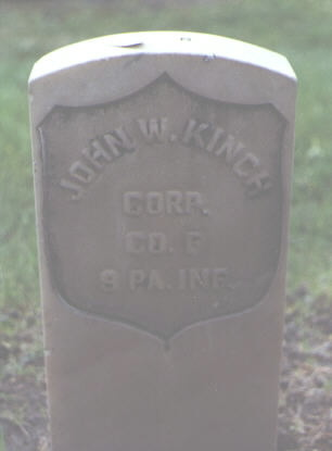 KINCH, JOHN W. - Alamosa County, Colorado | JOHN W. KINCH - Colorado Gravestone Photos