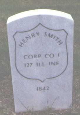 SMITH, HENRY - Alamosa County, Colorado | HENRY SMITH - Colorado Gravestone Photos