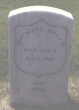 WELCH, MICHAEL - Alamosa County, Colorado | MICHAEL WELCH - Colorado Gravestone Photos