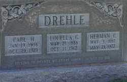 DREHLE, HERMAN C - Arapahoe County, Colorado | HERMAN C DREHLE - Colorado Gravestone Photos
