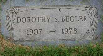 BEGLER, DOROTHY S - Arapahoe County, Colorado   DOROTHY S BEGLER - Colorado Gravestone Photos