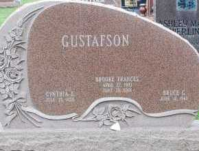 GUSTAFSON, BROOKE FRANCES - Arapahoe County, Colorado   BROOKE FRANCES GUSTAFSON - Colorado Gravestone Photos