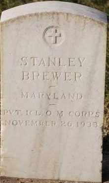 BREWER, STANLEY - Arapahoe County, Colorado | STANLEY BREWER - Colorado Gravestone Photos