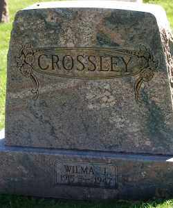 CROSSLEY, WILMA L - Arapahoe County, Colorado | WILMA L CROSSLEY - Colorado Gravestone Photos
