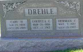 DREHLE, CARL H - Arapahoe County, Colorado   CARL H DREHLE - Colorado Gravestone Photos