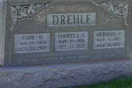DREHLE, LOUELLA G - Arapahoe County, Colorado   LOUELLA G DREHLE - Colorado Gravestone Photos