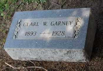 GARNEY, CLARE W - Arapahoe County, Colorado   CLARE W GARNEY - Colorado Gravestone Photos