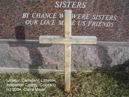 GONZALES, KATHERYN NICOLE - Arapahoe County, Colorado | KATHERYN NICOLE GONZALES - Colorado Gravestone Photos
