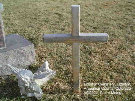 GONZALES, LESLIE OLIVIA - Arapahoe County, Colorado   LESLIE OLIVIA GONZALES - Colorado Gravestone Photos