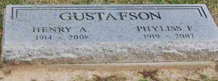 GUSTAFSON, PHYLISS F - Arapahoe County, Colorado | PHYLISS F GUSTAFSON - Colorado Gravestone Photos