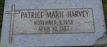 HARVEY, PATRICE MARIE - Arapahoe County, Colorado | PATRICE MARIE HARVEY - Colorado Gravestone Photos