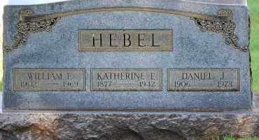 HEBEL, DANIEL J - Arapahoe County, Colorado | DANIEL J HEBEL - Colorado Gravestone Photos