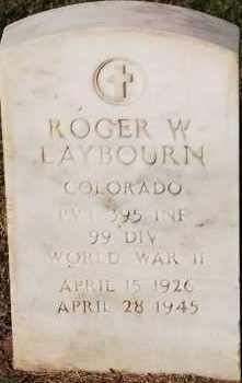 LAYBOURN, ROGER W - Arapahoe County, Colorado   ROGER W LAYBOURN - Colorado Gravestone Photos