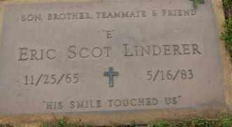 LINDERER, ERIC SCOT - Arapahoe County, Colorado | ERIC SCOT LINDERER - Colorado Gravestone Photos
