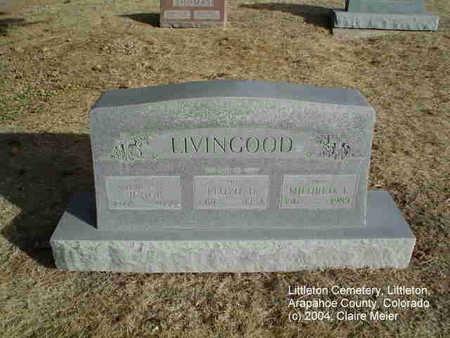LIVINGOOD, FLOYD H. - Arapahoe County, Colorado | FLOYD H. LIVINGOOD - Colorado Gravestone Photos