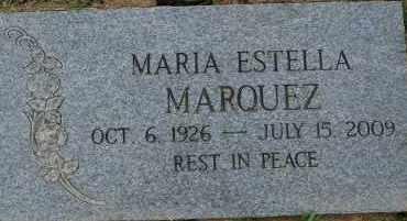 MARQUEZ, MARIA ESTELLA - Arapahoe County, Colorado | MARIA ESTELLA MARQUEZ - Colorado Gravestone Photos