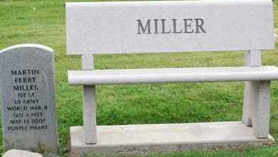 MILLER, MARTIN PERRY - Arapahoe County, Colorado | MARTIN PERRY MILLER - Colorado Gravestone Photos