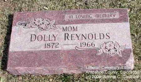 REYNOLDS, DOLLY - Arapahoe County, Colorado | DOLLY REYNOLDS - Colorado Gravestone Photos