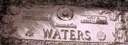 WATERS, LUCY MAE - Arapahoe County, Colorado | LUCY MAE WATERS - Colorado Gravestone Photos