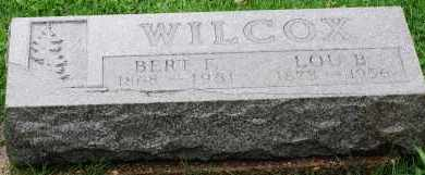 WILCOX, LOU B - Arapahoe County, Colorado | LOU B WILCOX - Colorado Gravestone Photos