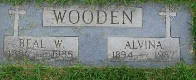 WOOTEN, ALVINA - Arapahoe County, Colorado | ALVINA WOOTEN - Colorado Gravestone Photos
