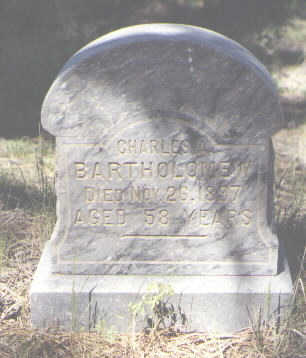BARTHOLOMEW, CHARLES A. - Archuleta County, Colorado | CHARLES A. BARTHOLOMEW - Colorado Gravestone Photos