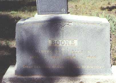 BOONE, ELLA V. - Archuleta County, Colorado | ELLA V. BOONE - Colorado Gravestone Photos