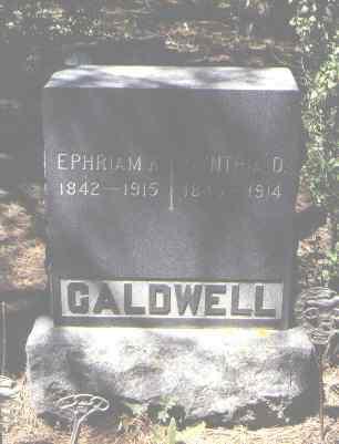 CALDWELL, EPHRIAM K - Archuleta County, Colorado | EPHRIAM K CALDWELL - Colorado Gravestone Photos