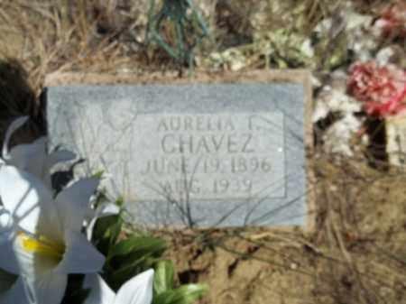CHAVEZ, AURELIA T. - Archuleta County, Colorado | AURELIA T. CHAVEZ - Colorado Gravestone Photos