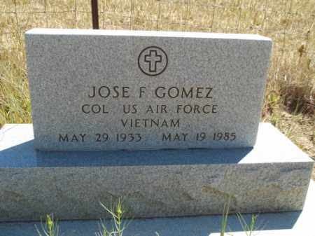 GOMEZ, JOSE F. - Archuleta County, Colorado | JOSE F. GOMEZ - Colorado Gravestone Photos