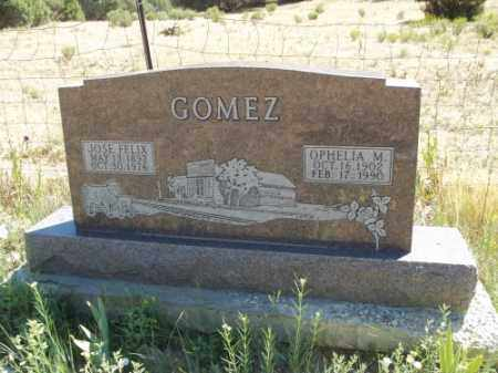 GOMEZ, JOSE FELIX - Archuleta County, Colorado | JOSE FELIX GOMEZ - Colorado Gravestone Photos