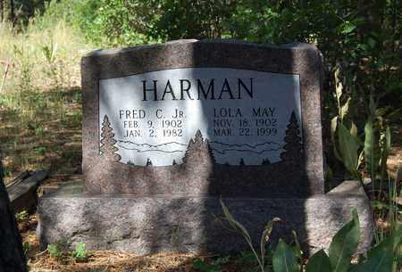 HARMAN, JR., FRED C (FAMOUS) - Archuleta County, Colorado | FRED C (FAMOUS) HARMAN, JR. - Colorado Gravestone Photos