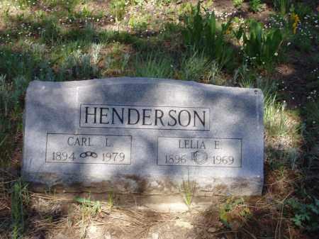 HENDERSON, LEILA - Archuleta County, Colorado | LEILA HENDERSON - Colorado Gravestone Photos