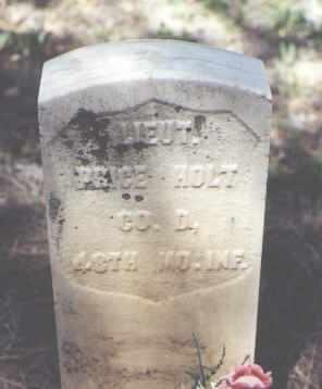 HOLT, PRICE - Archuleta County, Colorado   PRICE HOLT - Colorado Gravestone Photos